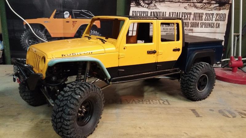 Jeep JK BRUTE Double Cab à la refonte! - Page 2 60380020141025185131