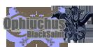 Garde noir de L'ophiuchus