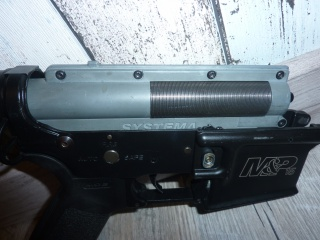 P90 KA, M4 gb Systema, lance-grenade post Apo, radio/casque 604056M46