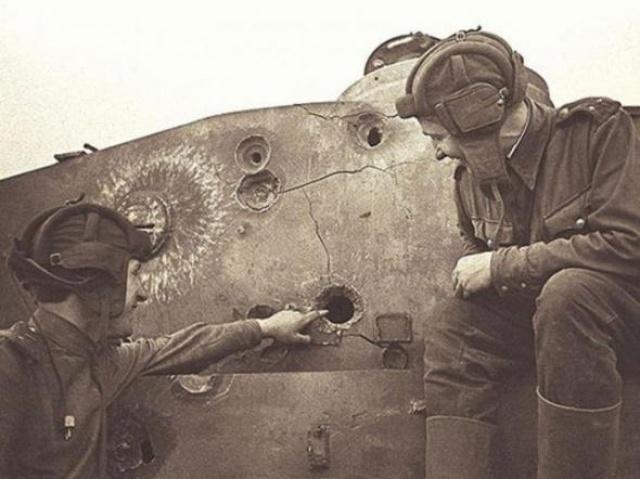 Serre-tête tankiste Soviétique 604201241