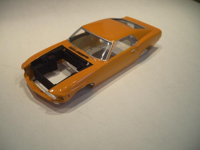 mustang 1970 MACH 1  au 1/24 de chez revell  604216IMGP8804