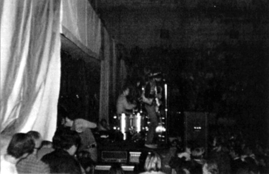Denver (Regis College) : 14 février 1968 604748Denver
