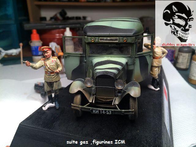 GAZ 03-30 MOD 42 - Miniart 1/35 604863figurineszis001