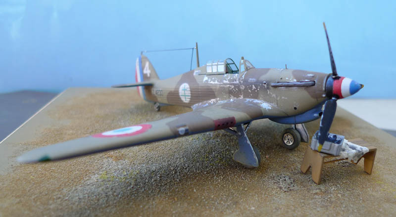 [Revell + Airfix] - Conversion - Hurricane Mk 1 des FAFL 604928HurricaneMk105
