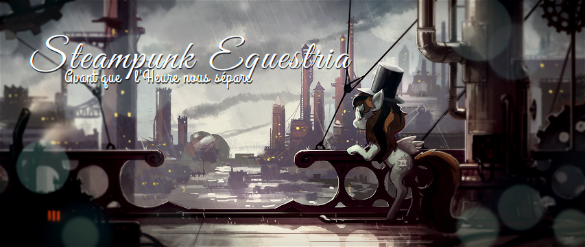 Steampunk In Equestria