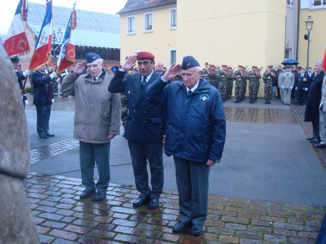 Jebsheim : 60 parachustistes du 1er RCP commémorent la libération de la Poche de Colmar 605173065