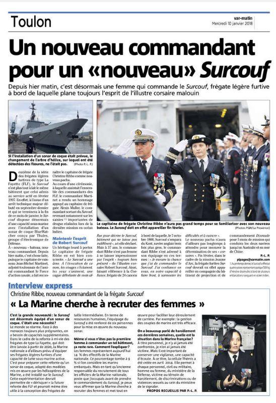 SURCOUF F711 (FREGATE) - Page 2 60530258VM