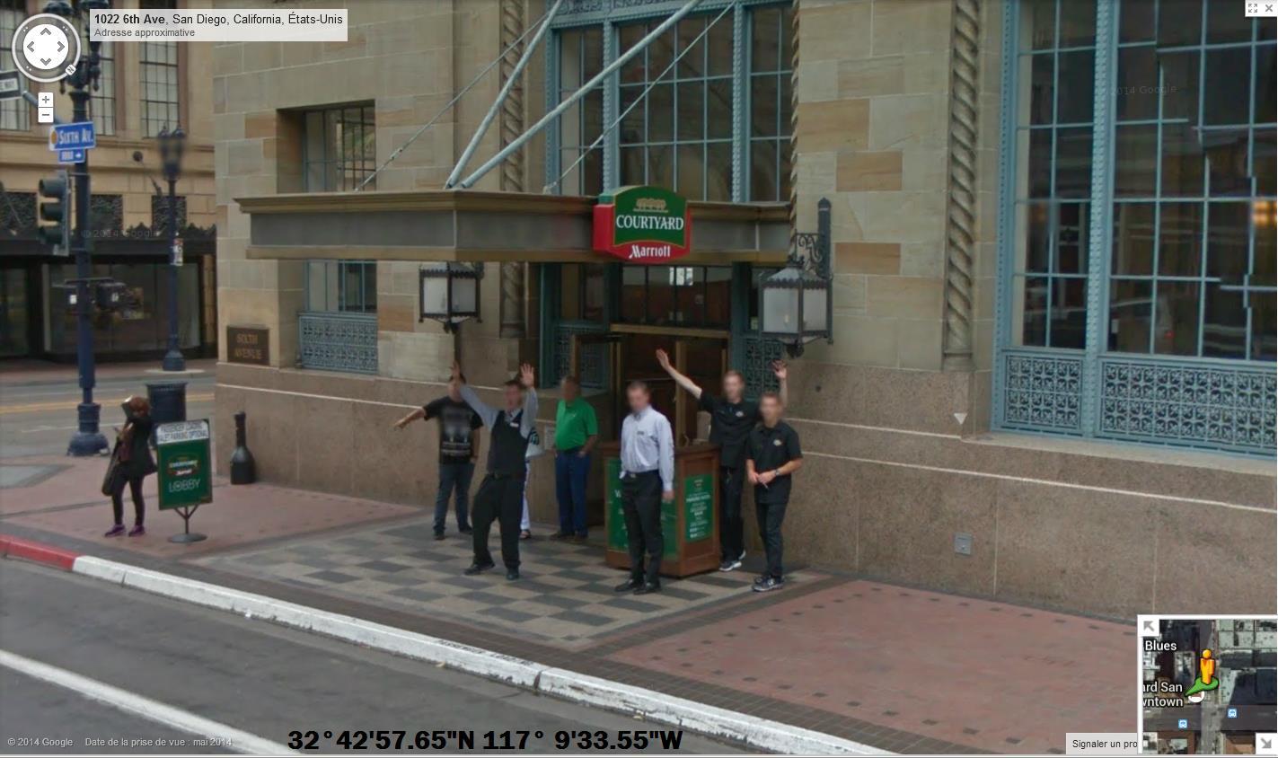 STREET VIEW : un coucou à la Google car  - Page 27 605459bonjour2