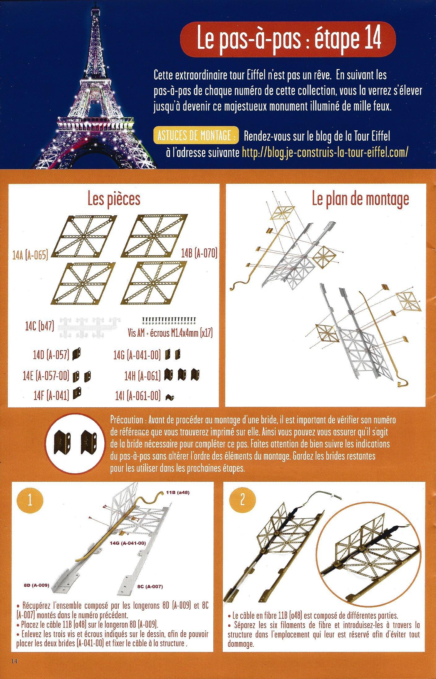 Numéro 14 - Je construis la Tour Eiffel - Les disparus de l'Expo 1889 60585714b