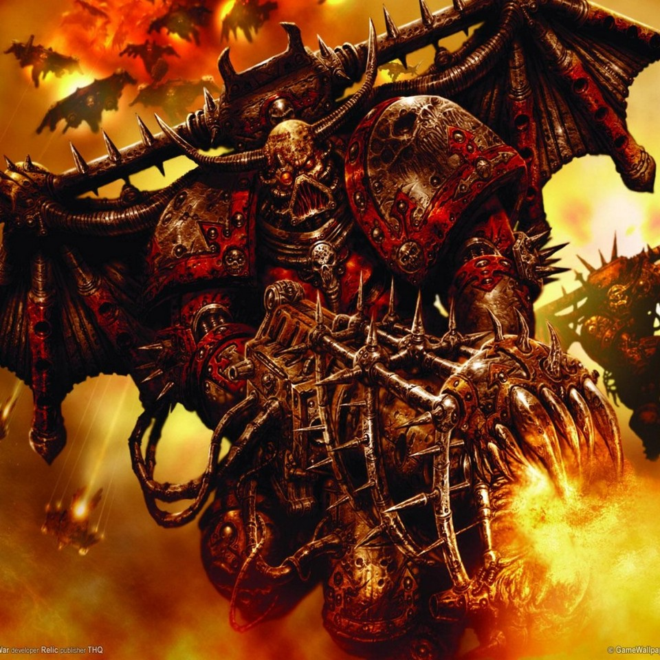 [W40K] Collection d'images : Space Marines du Chaos 606047ChaosRising6