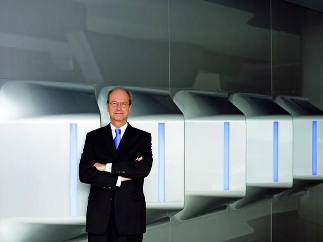 Déclaration du Conseil de Surveillance de Volkswagen AG  606064thdhansdieterpotsch1