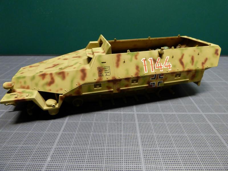 sdkfz - SdkFz 251 / 9  Tamiya / AFV 606955P1070050Copier