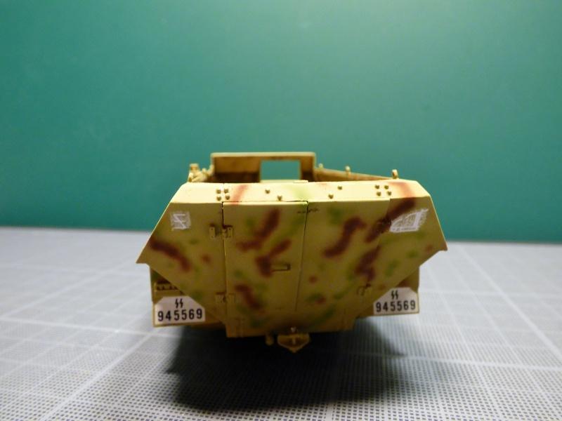 sdkfz - SdkFz 251 / 9  Tamiya / AFV 607116P1070051Copier