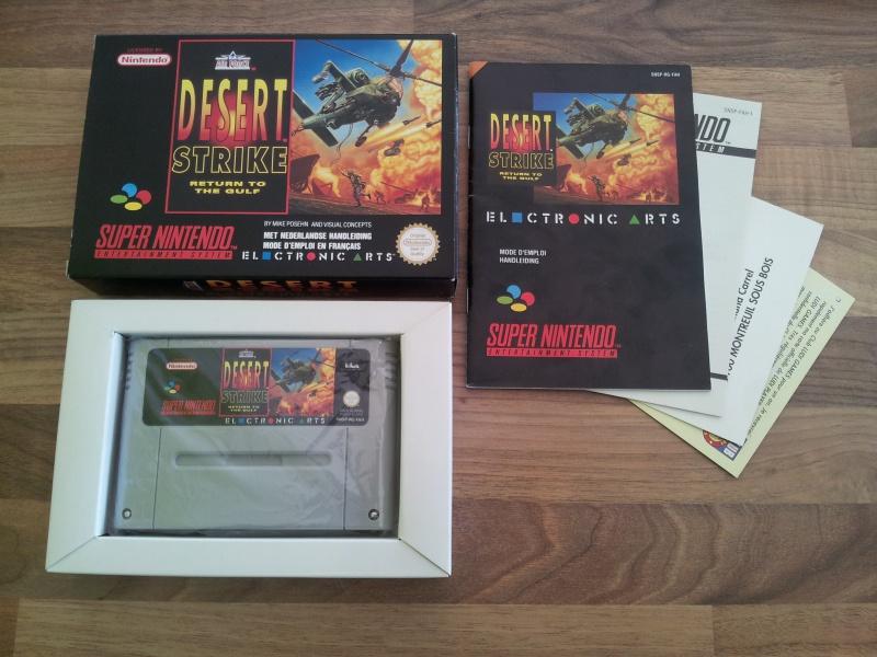 Prupru's Collection ! 100% Super Nintendo et 200% Super Comboy !! - Page 12 607219DesertStrike