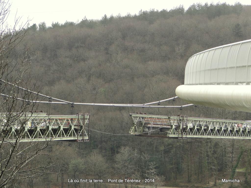 Déconstruction du vieux pont de Térénez 607256SizunCrozonCamaretLandevenec300001