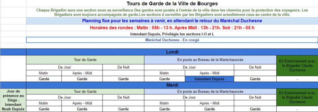 Re: [RP] Plannings des Tours de Gardes de la Ville de Bourges 607302GArdeBourges1