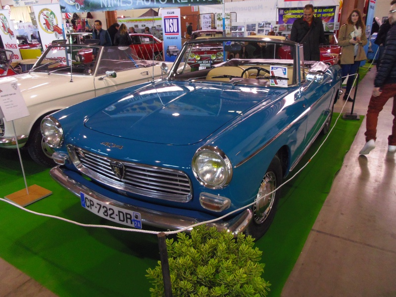 Salon Auto Moto Prestige et Collection 2016 à NÎMES 607743automotoretroNIMES2016003