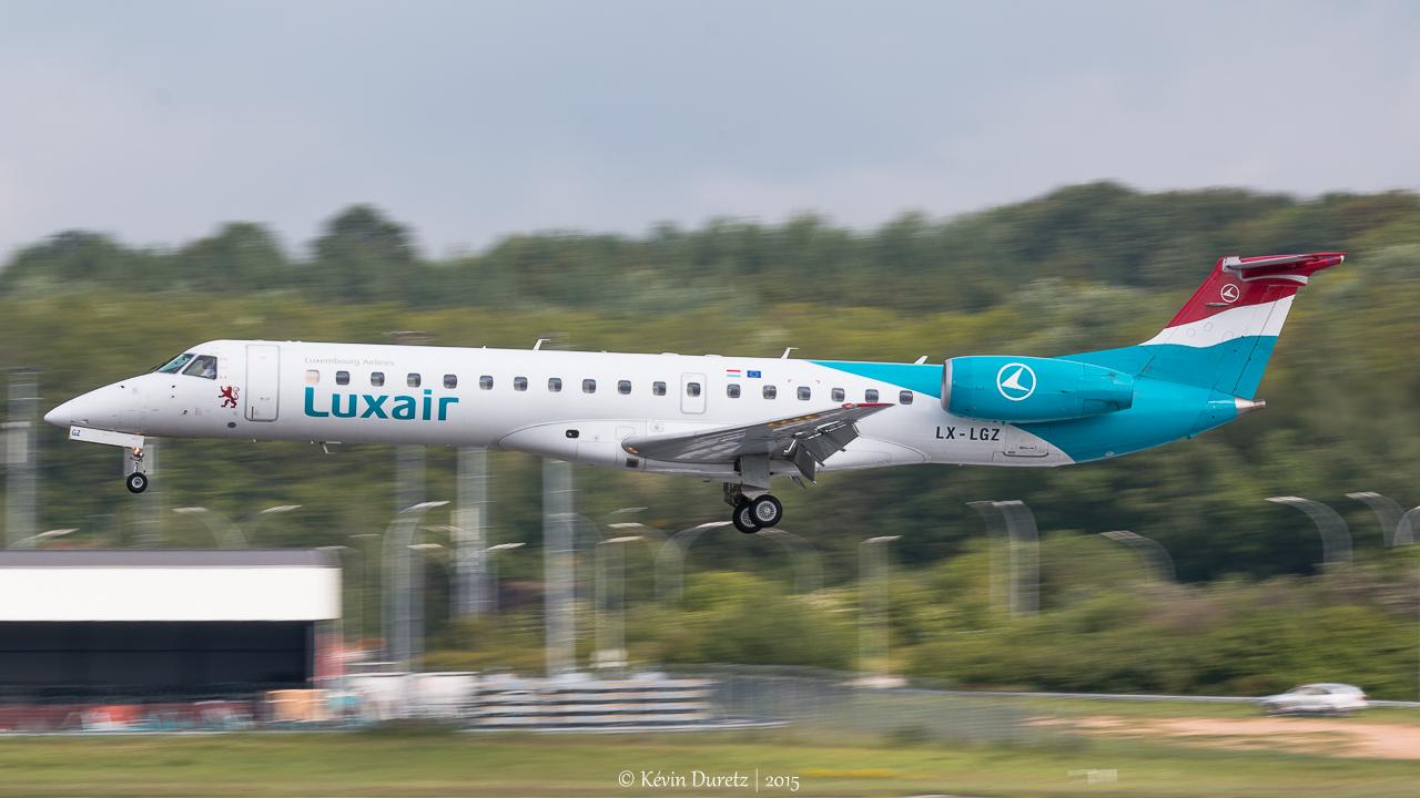 Aéroport de Luxembourg-Findel ELLX - 2015 607789IMG9962