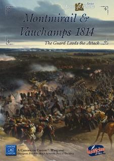 Montmirail et Vauchamps 1814 (Ludifolie Editions) - Page 2 608397Couverture1814US