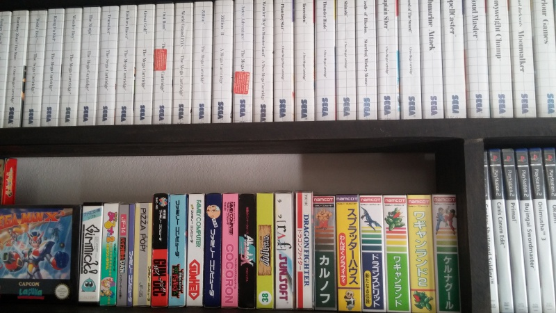 ajout de ma collection Neo Geo AES en vitrine :) 608605CAM01001