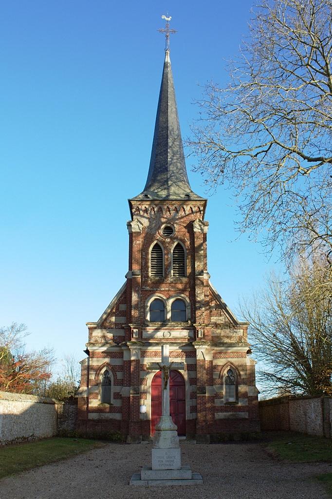 Eglise Saint Christophe 60865238606232752636b41f775b1