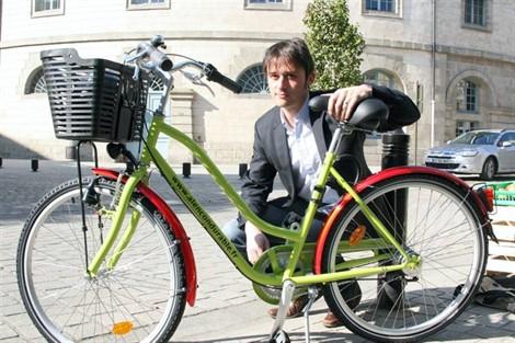 Des vélos gratuits prêtés à compter d'aujourd'hui, à Alençon 60907312032916275046884000apx470