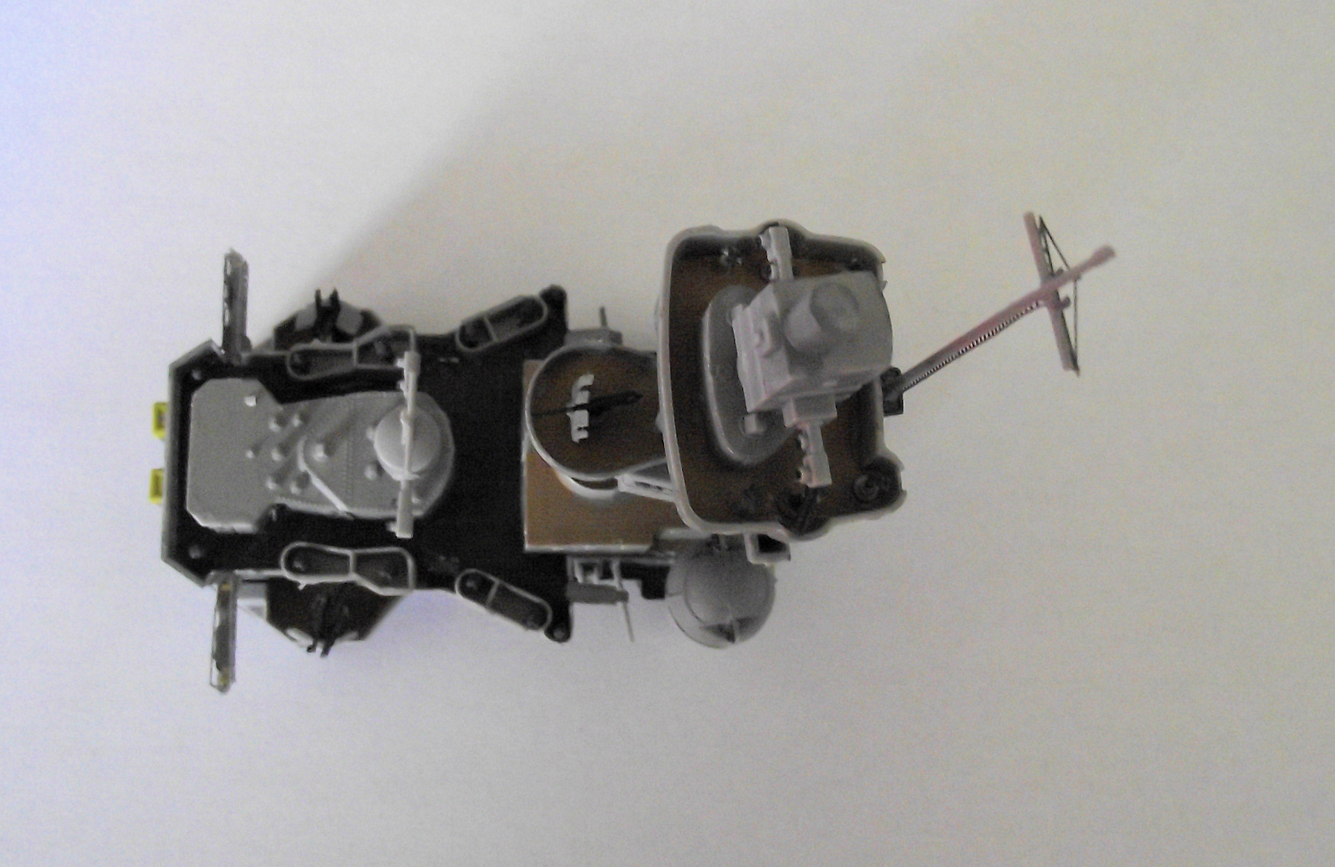 Prinz Eugen Trumpetter 1x350 avec PE Eduard 609153PrinzEugen1x35014