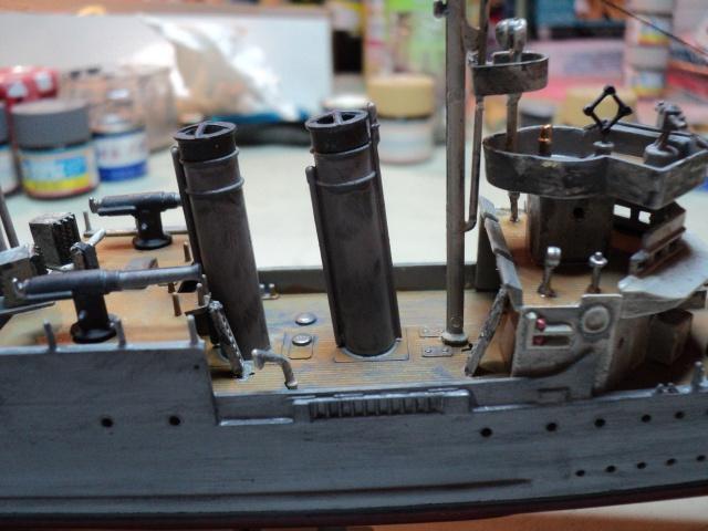 HMS Campbeltown 1/240 Revell 609155DSC01330