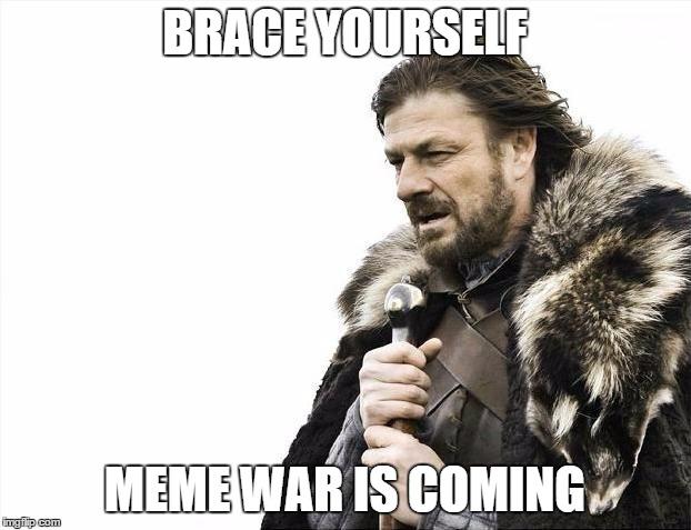 Meme War 610050rm1bs