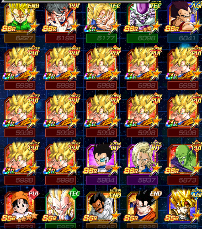 Dragon ball Z Dokkan Battle - OS et IPhone - Page 16 610117Screenshot20161227182203
