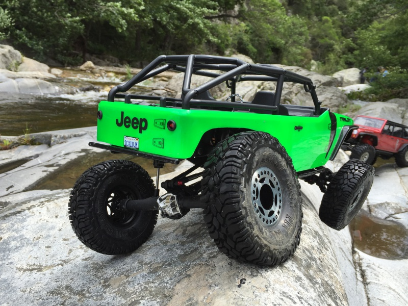 Jeep TRAILCAT G6 611415IMG7212