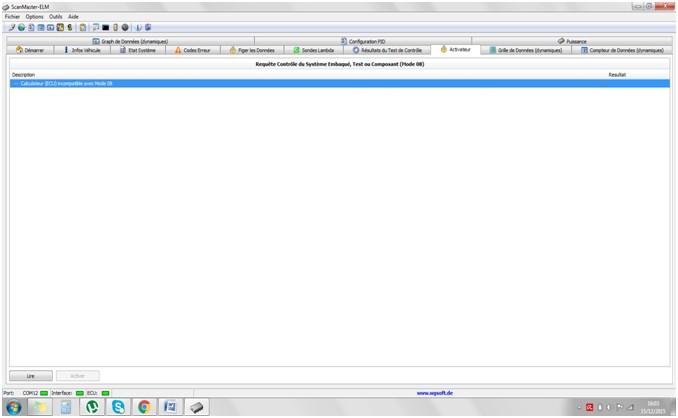 Diag Xantia 2.0 hdi 110 elm 327 scanmaster 611703diag5