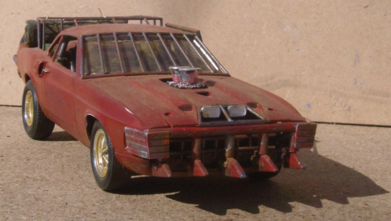 """Shelby 69 """"mad max"""" 1/24 612261shelby691"""