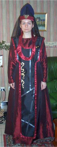 Costume de Vulcaine par T'Luvik 6123988440