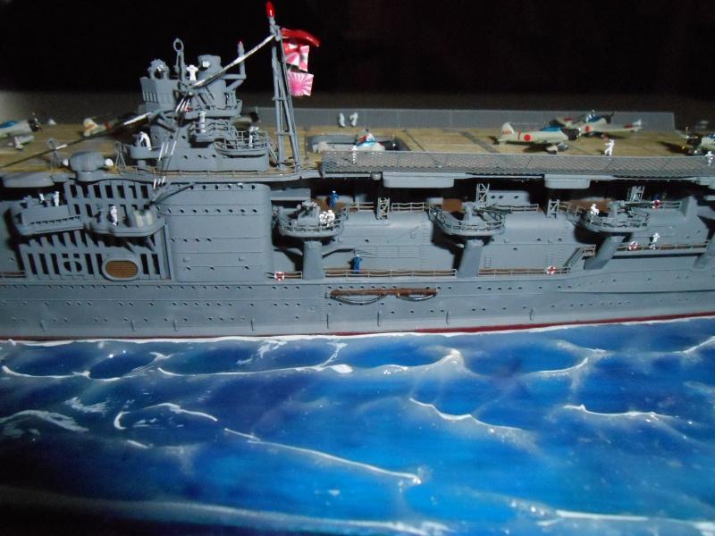 Akagi hasegawa 1/700 PE/pont en bois /babiolles 612810DSCN5332