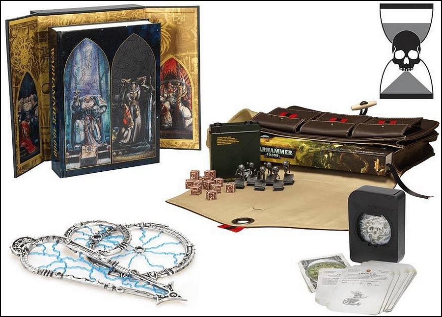 Le Livre de Règles de Warhammer 40,000 - V6 (en précommande) - Sujet locké 614030W40KUltimate