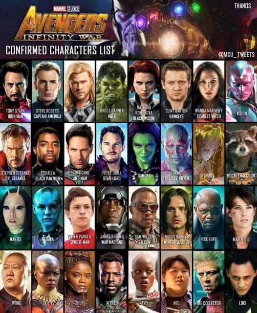 Avengers : Infinity War - 2018 - Page 6 61431724131221102147851841251877474273288179593088n