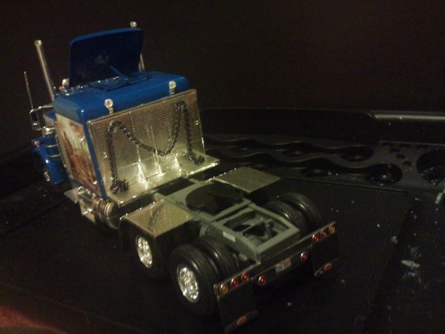 "Camion US Peterbilt 353 ""Western Life"" 1/24 de Crevetton33 61572420130718020507"