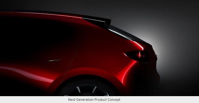 Double première pour Mazda au Salon automobile de Tokyo 617599Nextgenerationproductconcept1