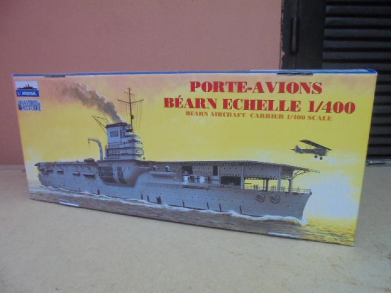 Béarn 1-400e  L'Arsenal 617855DSC03500