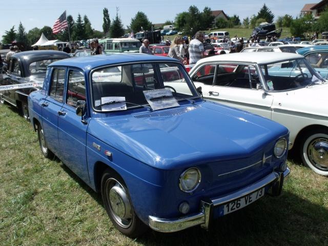 23e rassemblement de véhicules anciens et d'exception de Verna (38) - 2013 - Page 11 618149161Renault8