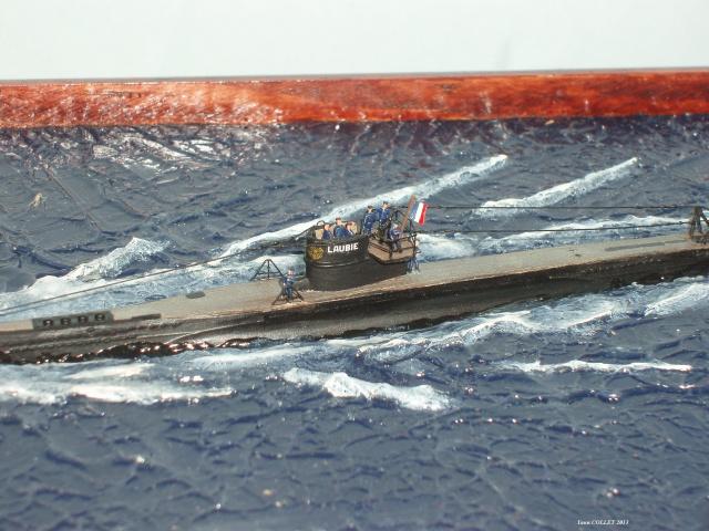 [Heller] sous-marin Laubie.  618299dio048