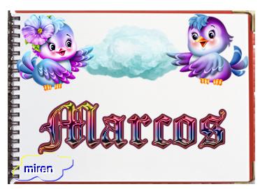 Nombres con M - Página 3 6192132Marcos