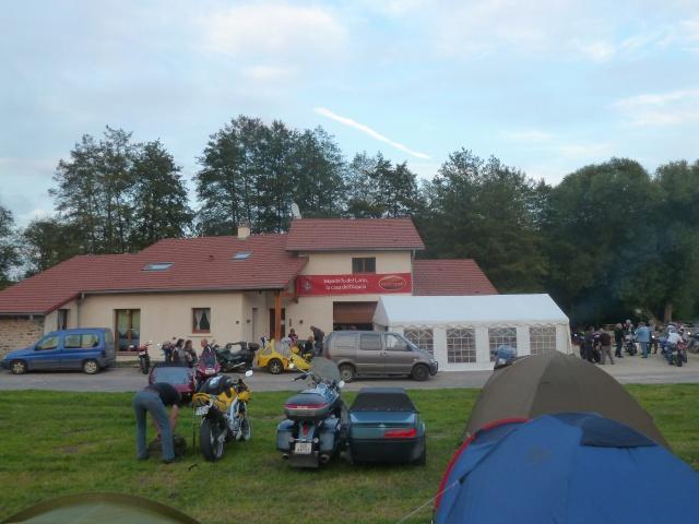 Blaireau Days 2014 :au centre de remise en forme de Vaux la secousse (52) 619472P1410812