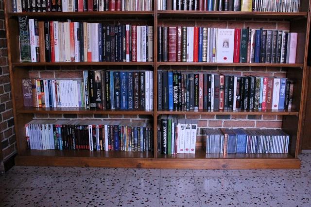 Vos bibliothèques ? 619577903