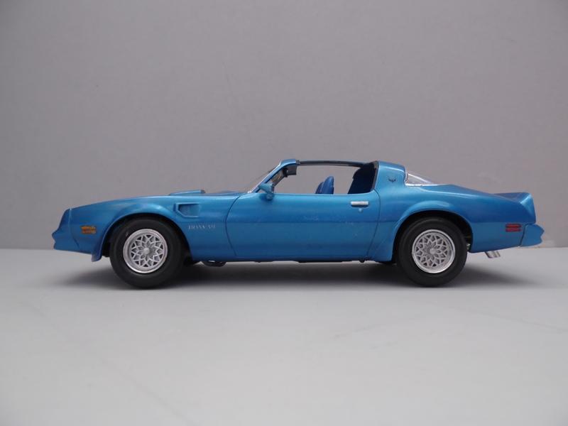 Pontiac Trans-am '78 -1000 jours- 620022SAM7134