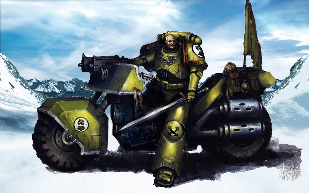 [W40K] Collections d'images diverses - Volume 2 622079ImperialFist