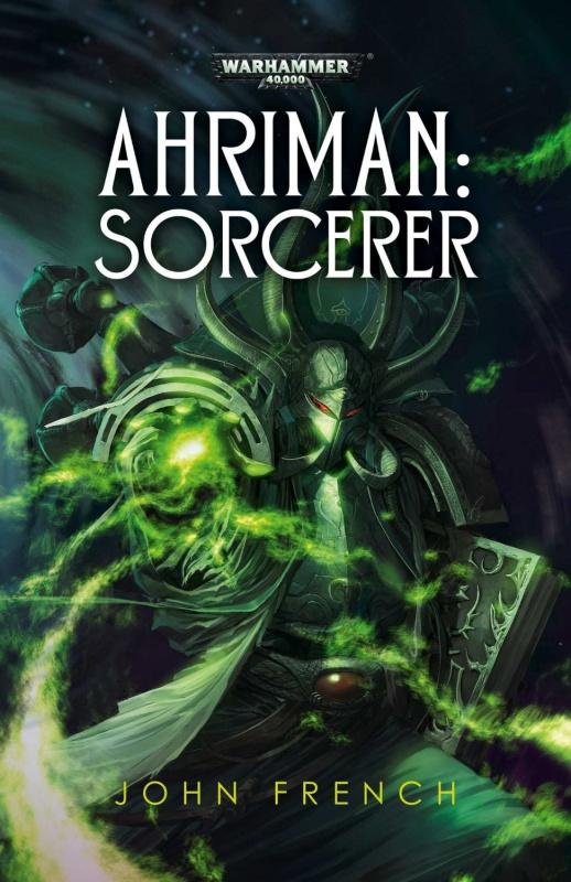 Ahriman: Sorcerer de John French 62214981fuvJZJTPLSL1500