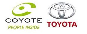 Coyote embarque chez Toyota  623623coyotetoyota