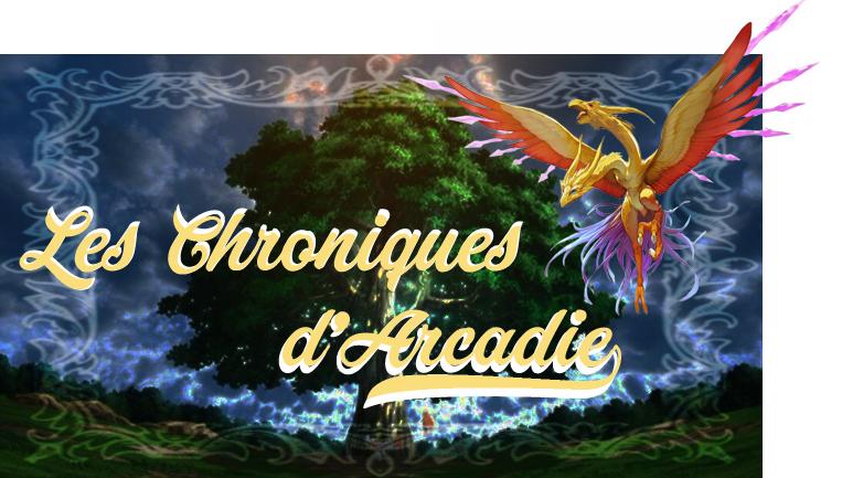 Les Chroniques d'Arcadie